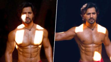 Ahead of Kalank Trailer, Varun Dhawan Teases Fans With New Stills of His Character Zafar Flaunting Perfect Abs - View Pics!