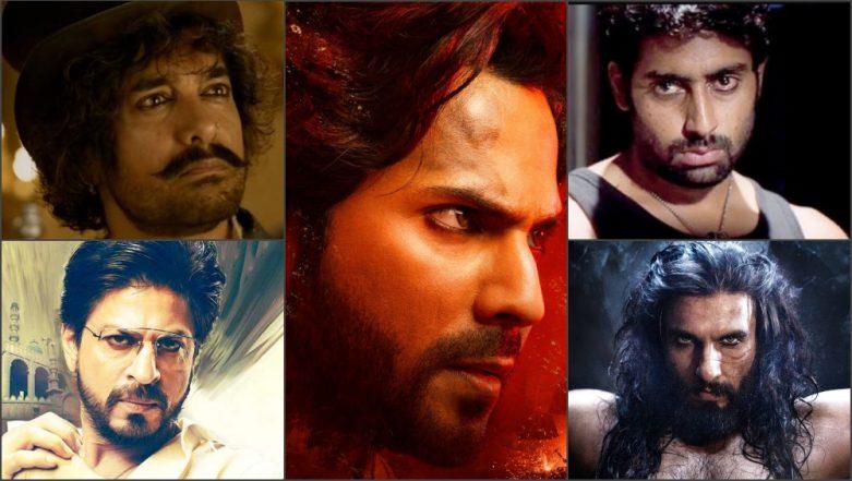 Kohl-Rimmed Eyes Are Back in Vogue! Varun Dhawan in Kalank to Shah Rukh Khan in Raees, Stars Who Rocked The 'Kajal' Look