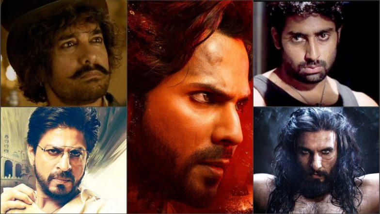 Kohl-Rimmed Eyes Are Back in Vogue! Varun Dhawan in Kalank to Shah Rukh Khan in Raees, Stars Who Rocked The 'Kajal' Look