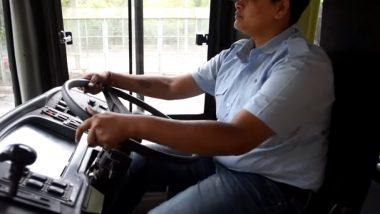 Delhi: Meet Venkadarth Saritha Who Became DTC's First Woman Bus Driver