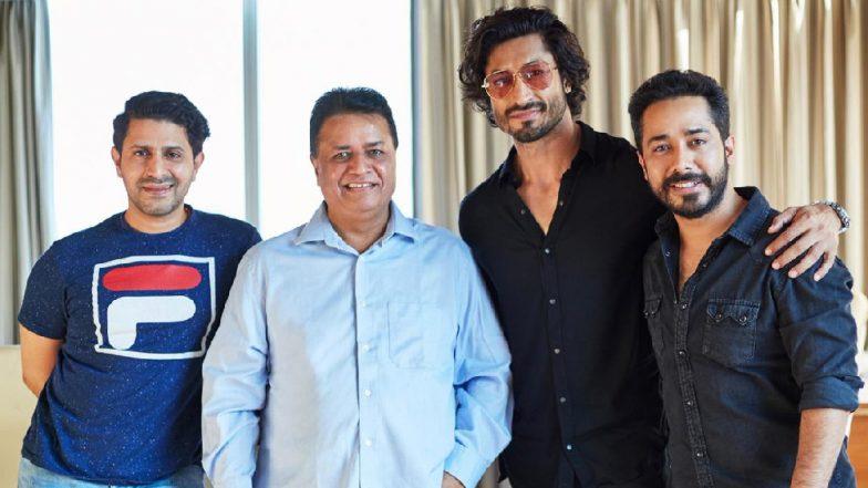 Vidyut Jammwal's Next Will Be a Romantic Action Thriller Titled Khuda Hafiz