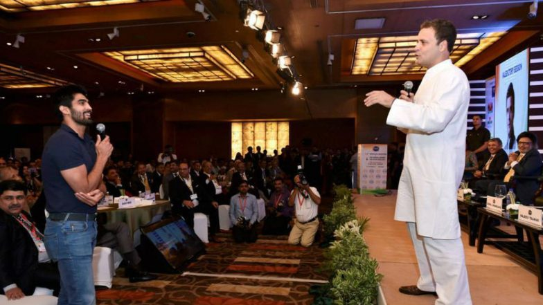 Boxer Vijender Singh Joins Congress, Thanks Rahul and Priyanka Gandhi for the Responsibility