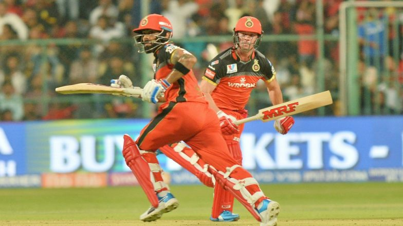 RCB's Poor Show in IPL 2019: Virat Kohli, AB De Villiers Apologise for Team's Dismal Performance