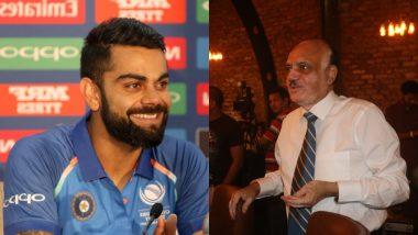 BCCI Chief CK Khanna Skips CoA Meeting to Meet Virat Kohli Ahead of ICC Cricket World Cup 2019