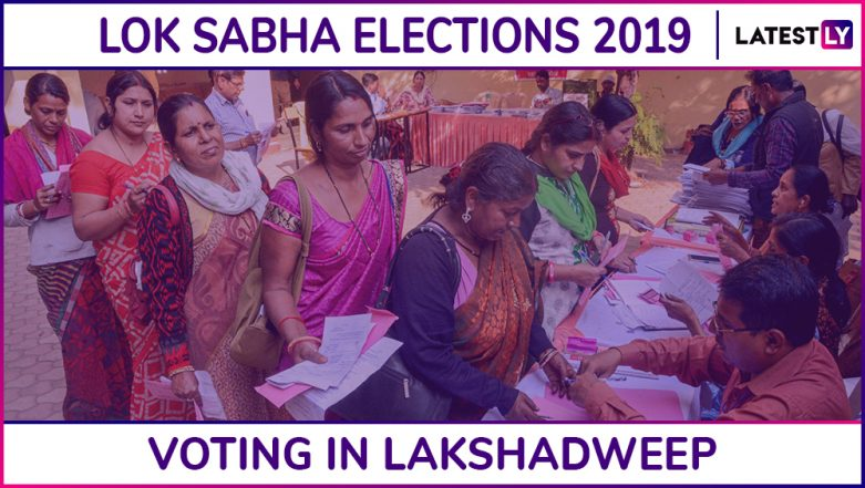 Lakshadweep Lok Sabha Elections 2019: Polling Ends, 66% Voter Turnout Recorded