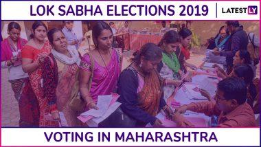 Maharashtra Lok Sabha Elections 2019: Phase I Polling Concludes, Over 55 Percent Voters Exercise Franchise
