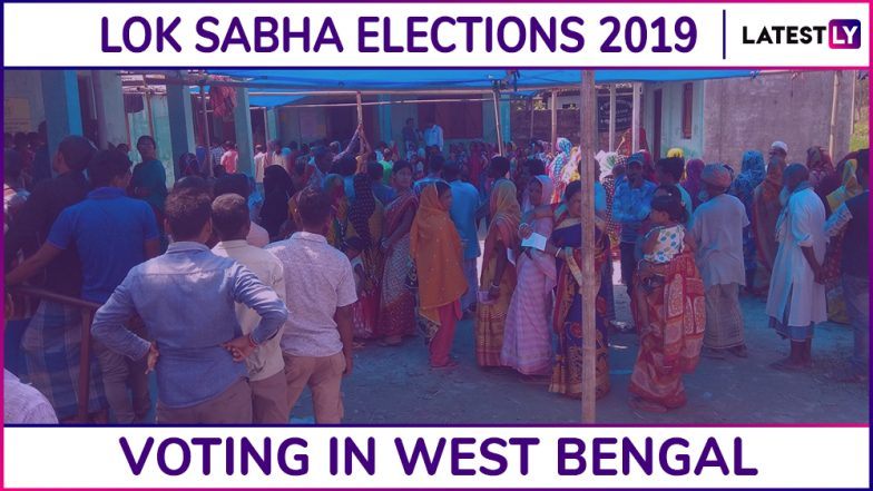 West Bengal Lok Sabha Elections 2019: Phase 2 Polling Ends, 75.27% Voter Turnout Recorded