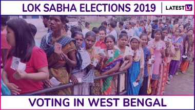 Lok Sabha Elections 2019: West Bengal Records Highest Voter Turnout in Fifth Phase