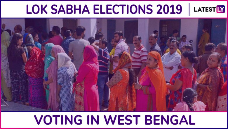 West Bengal Lok Sabha Elections 2019: Phase I Voting Concludes, 70% Polling Recorded