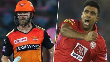 SRH vs KXIP Head-to-Head Record: Ahead of IPL 2019 Clash, Here Are Match Results of Last 5 Sunrisers Hyderabad vs Kings XI Punjab Encounters!