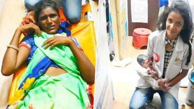 20-Year-Old Woman Traveling to Mumbai, Gives Birth at Thane Railway Station