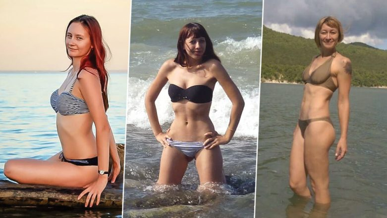 Russian School Teachers Wear Bikini to Support Fellow Teacher Fired For Posting Swimsuit Picture on Social Media (View Pics)