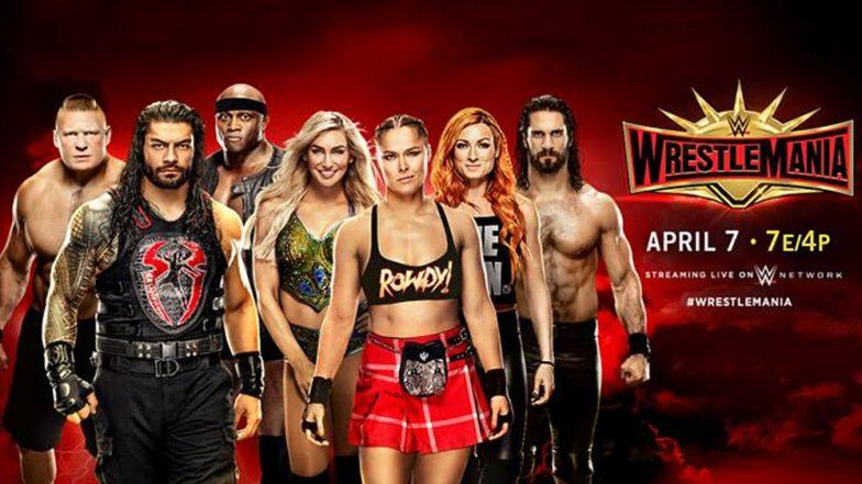 WWE WrestleMania (2019)