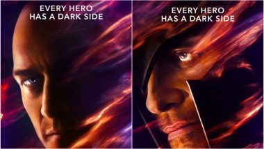 Dark Phoenix New Character Posters Released: From Professor X to Nightcrawler 'Every Hero Has a Dark Side'