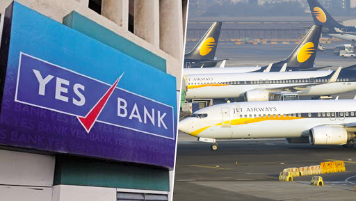 Jet Airways Crisis Effect: Yes Bank Shares Plunge By 30%