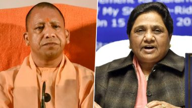 Yogi Adityanath, Mayawati Banned From Campaigning by Election Commission For Violating MCC