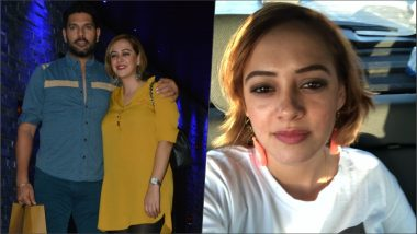 Hazel Keech Undergoes Nose Surgery! Yuvraj Singh's Wife Slams Body Shamers Who Trolled Her for Putting On Weight During This Phase