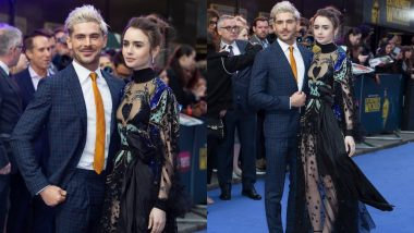 Extremely Wicked Shockingly Evil And Vile Premiere: Zac Efron And Lily Collins Look Gorgeous At The Red Carpet - View Pics!
