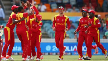 Live Cricket Streaming of Netherlands vs Zimbabwe 2019 2nd ODI Match: Watch Free Telecast and Live Score of NED vs ZIM Game on 'CricketNederland' Youtube Channel