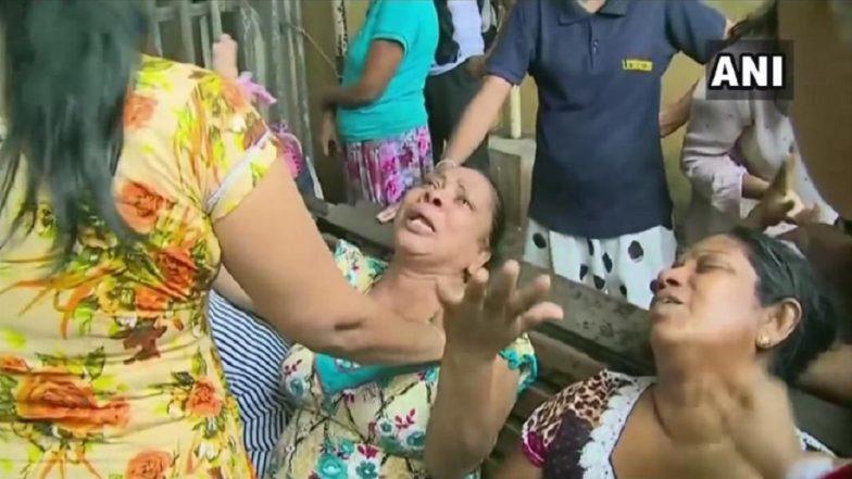 Sri Lanka Blasts: 188 Killed, Around 500 Injured As Serial Blasts Hit Churches, Five-Star Hotels on Easter Sunday