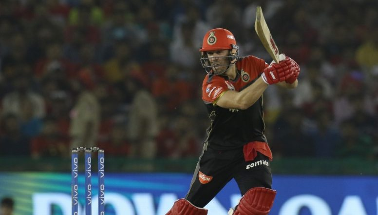RCB's AB de Villiers Grateful to Indian Crowd For Supporting Him During The Indian Premier League