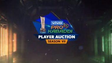 Pro Kabaddi League 2019: Iranians Dominate Foreign Players' Auction