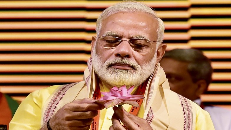 Terrorists in Pakistan Frightened After Balakot Air Strikes, Says Narendra Modi