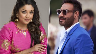Tanushree Dutta Lashes out at Ajay Devgn for Retaining Alok Nath in De De Pyaar De, Calls Him 'Spineless Hypocrite' and 'Morally Bankrupt'