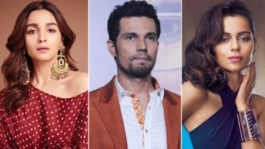 Did Randeep Hooda Just Call Kangana Ranaut a 'Chronic Victim'? The Actor's Tweet Defending Alia Bhatt Suggests So!
