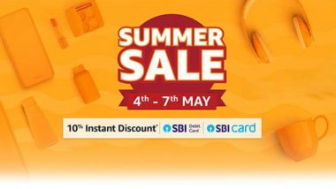 Amazon Summer Sale 2019 To Start on May 4: Get Discounts on OnePlus 6T, Redmi 6A, Apple iPhone X & Other Smartphones