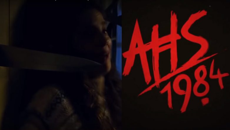 American Horror Story Season 9 Title Revealed to Be '1984' with a Slasher Style Teaser – Watch Video