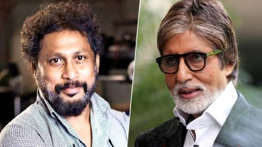 Amitabh Bachchan Begins Shooting for Shoojit Sircar's Gulabo Sitabo in Lucknow