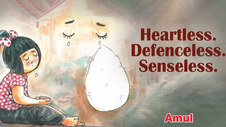 Amul Pays Emotional Tribute to Victims of Sri Lanka Blasts; See Pic