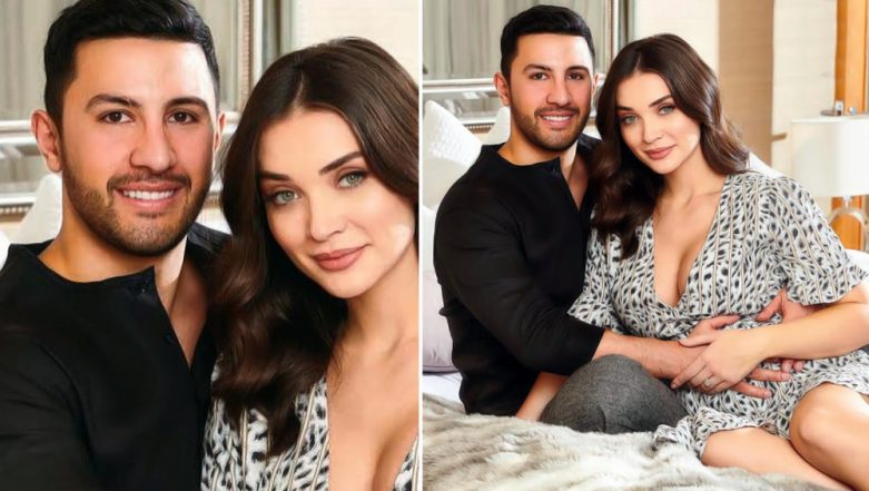 Amy Jackson's Pregnancy Photoshoot with Fiance George Panayiotou Looks like a Million Bucks – See Pics