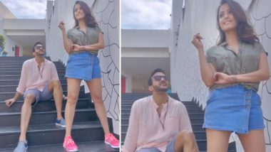 Anita Hassanandani and Rohit Reddy Enjoy a Blissful Vacation in Goa; Their Pictures Will Make You Want to Pack Your Bags Right Now!