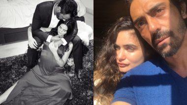 Arjun Rampal Announces Girlfriend Gabriella Demetriades' Pregnancy; Says 'Thank You Baby for This Baby'