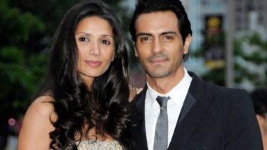 Arjun Rampal Snapped with Ex-wife Mehr Jessia, a Week after Announcing Girlfriend's Pregnancy – See Pics Inside