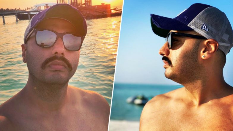 Arjun Kapoor Shares Solo Pictures From Maldives Vacay, Where's Malaika Arora We Ask!