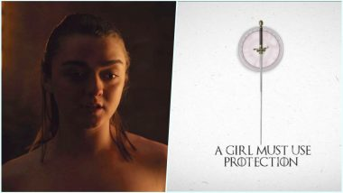Arya Stark and Gendry Sex Scene Reference in Manforce Condoms Tweet Proves Internet is Dark and Full of Game of Thrones SPOILERS!
