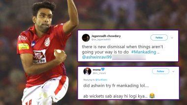 Did R Ashwin Attempt 'Mankading' During SRH vs KXIP IPL 2019 Match? Twitterati Feel So