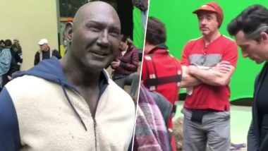 Avengers: Endgame: Chris Pratt Shares an 'Illegal' Video From the Sets and It is a Treat for All Marvel Fans