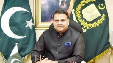 Pakistan Minister Fawad Chaudhry Posts Foul Tweet on PM Narendra Modi's Birthday, Gets Brutally Trolled by Netizens