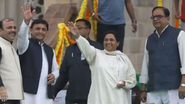 Lok Sabha Elections 2019: Congress Can't Fight BJP in Uttar Pradesh, Only 'Gathbandhan' Can, Says Mayawati