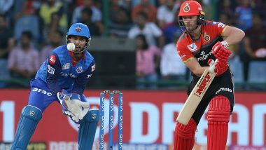 DC vs RCB Stat Highlights IPL 2019: Clinical Delhi Capitals Dent Royal Challengers Bangalore's Playoffs Hopes