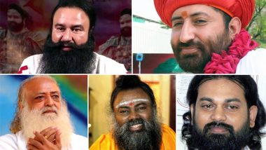 Narayan Sai Found Guilty: From Asaram to Gurmeet Ram Rahim, Here's A List of 'Godmen' Convicted For Rape