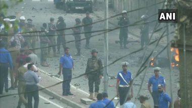 Sri Lanka: Fresh Blast in Van Near Colombo Church While Bomb Squad Was Defusing The Explosive