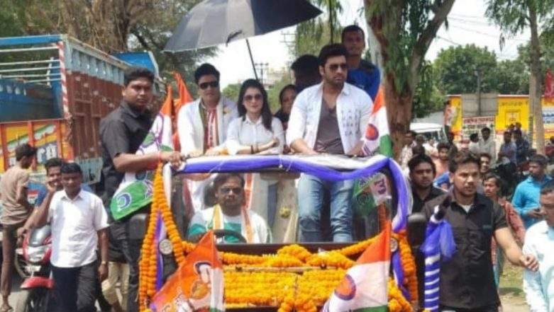Lok Sabha Elections 2019: TMC Ropes in Bangladeshi Actor Ferdous Ahmed For Campaigning, BJP Alleges Violation of MCC