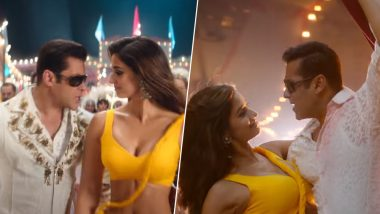 Bharat Song Slow Motion: Twitterati Declares the Sizzling Chemistry of Salman Khan and Disha Patani a Superhit