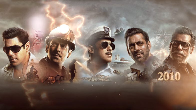 Bharat Motion Poster: Salman Khan Takes Us on a Journey from 1964 to 2010 With His Character (Watch Video)
