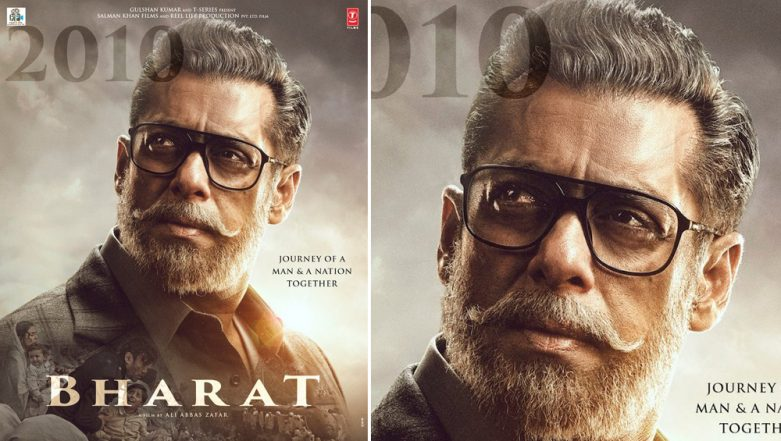 Bharat: Salman Khan Unveils His One of the Looks From the Movie, His Greys Win Extra Hearts